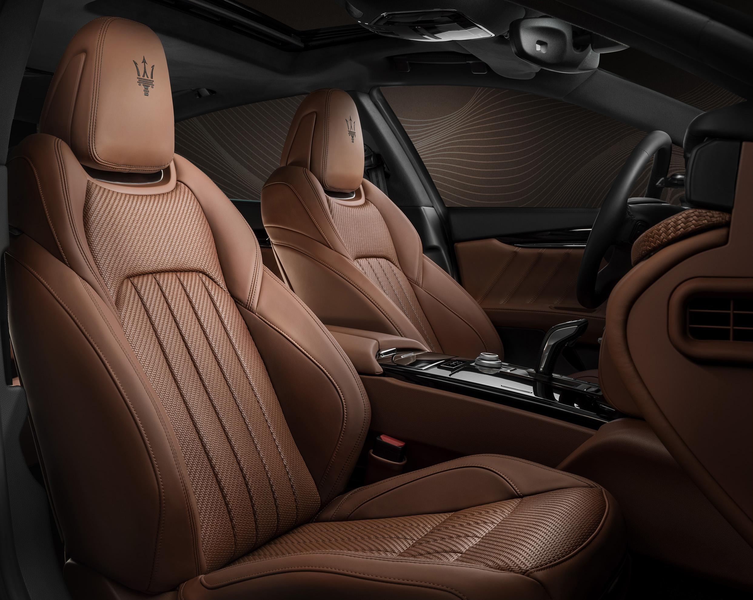 Interior Maserati Quattroporte GranLusso Royale M156 2020 2484x1980