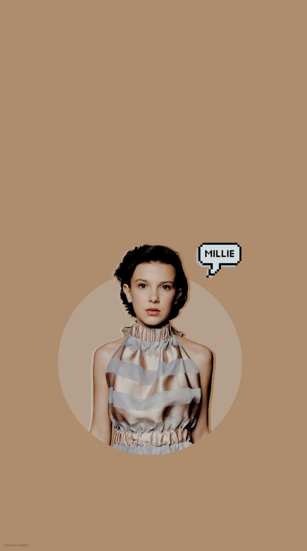 millie bobby brown wallpapers Tumblr Eyes in 2019 Bobby 1002x1800