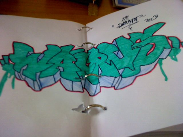 Write My Name In Graffiti Wallpaper PicsWallpapercom 640x480