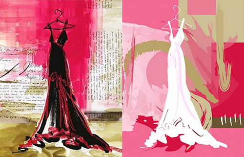 47 fashion sketch wallpaper on wallpapersafari - Is wallpaper in style ...