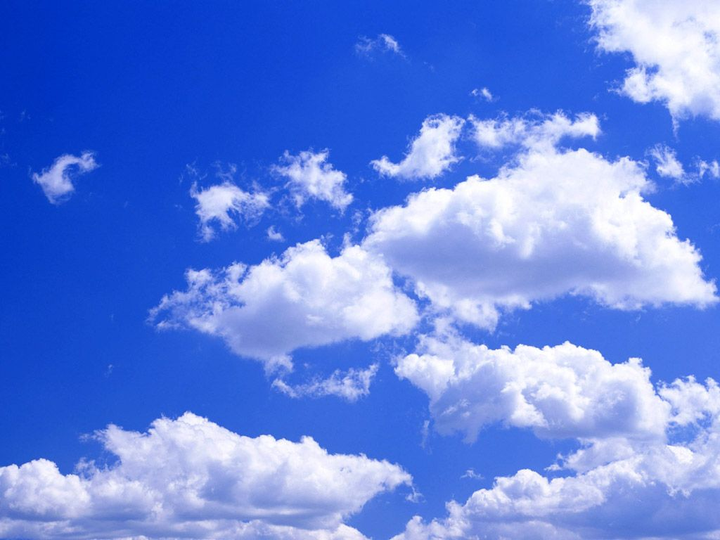 Pin Clouds Wallpapers 1024x768