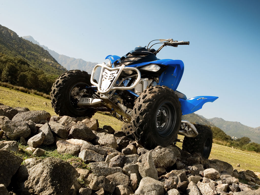 Yamaha Raptor 700R 1024 x 768 wallpaper 1024x768