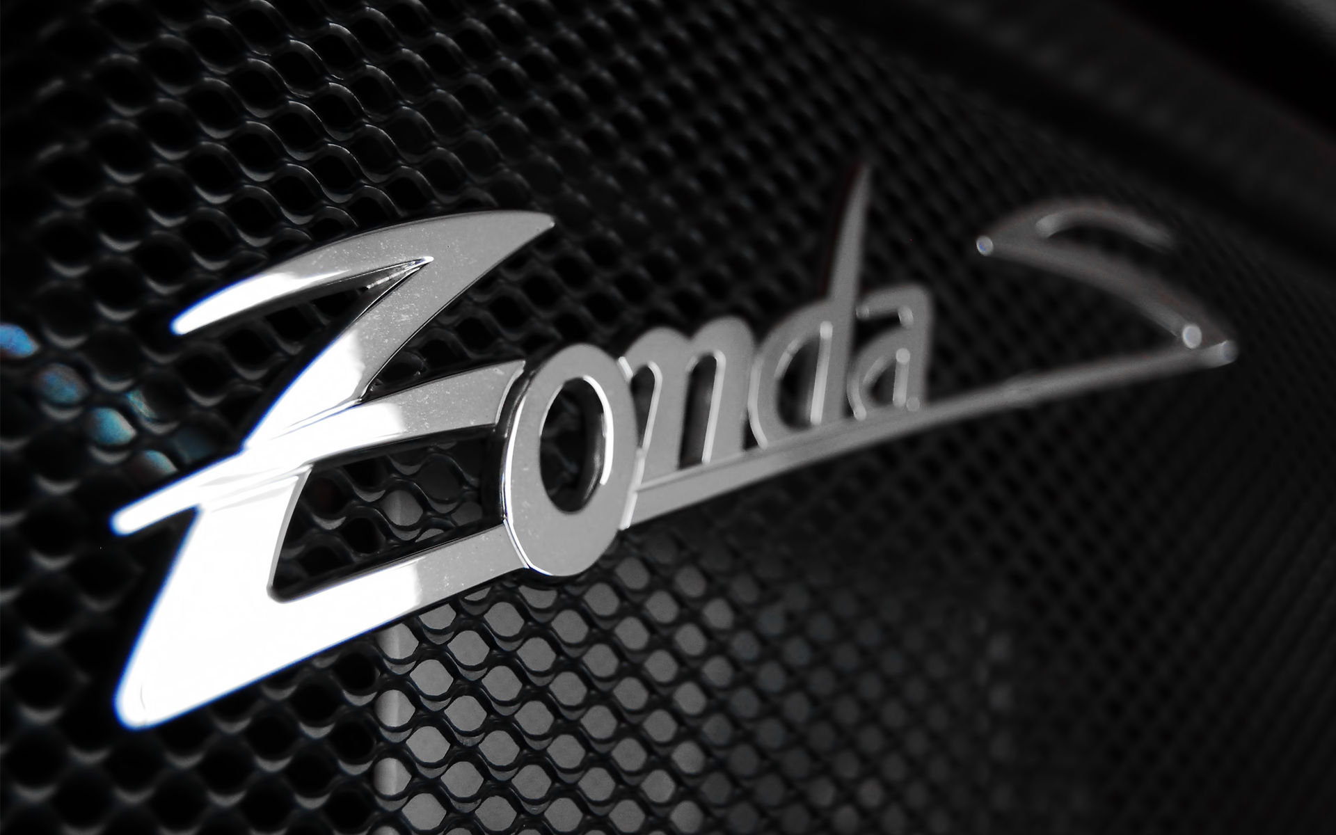 Pagani Zonda Logo Wallpaper 59092 1920x1200px 1920x1200