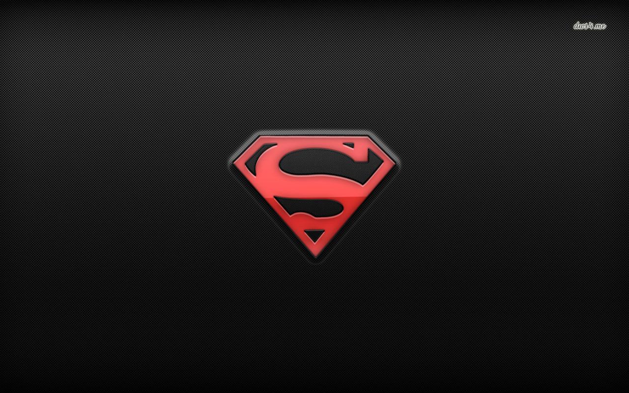 Superman logo wallpaper   Movie wallpapers   11044 1280x800
