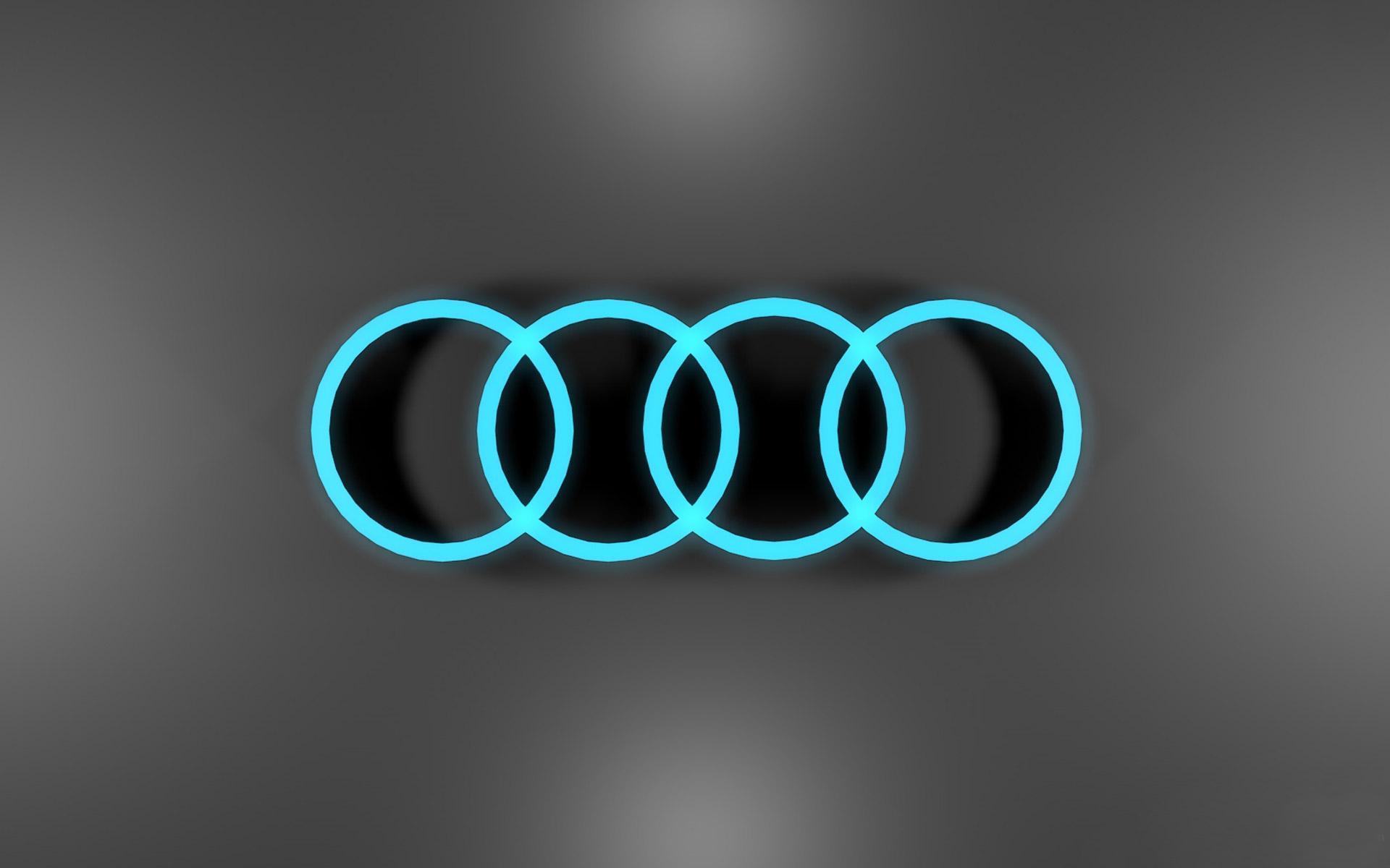Audi HD Company Logo Desktop Wallpapers 7733 HD Wallpaper 3D 1920x1200