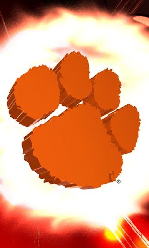 Clemson Tigers LWP E App for Android 307x512