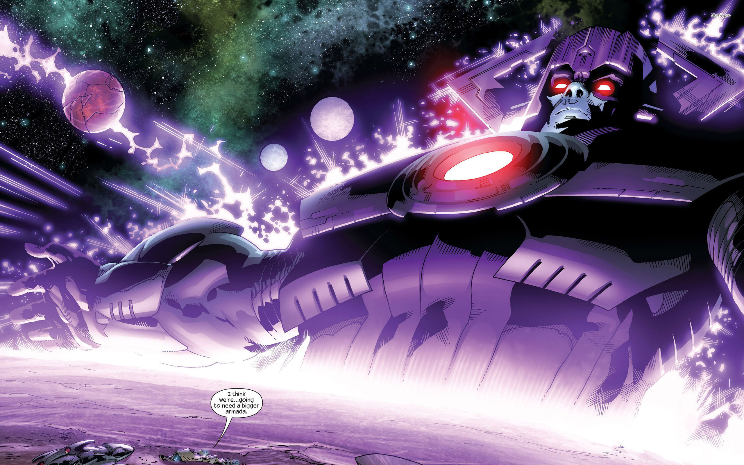 Galactus wallpaper   Comic wallpapers   22905 2560x1600
