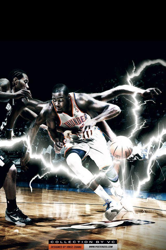 Kevin Durant Wallpapers HD 2017 640x960