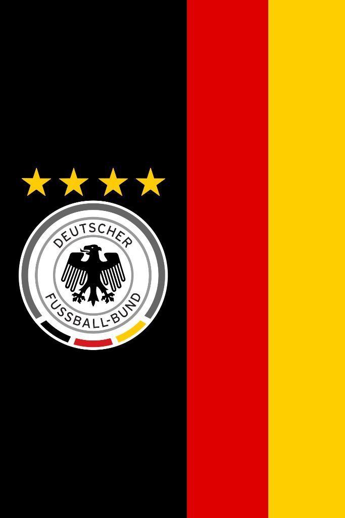 Germany wallpaper deutscher fusball bund Pinterest 683x1024