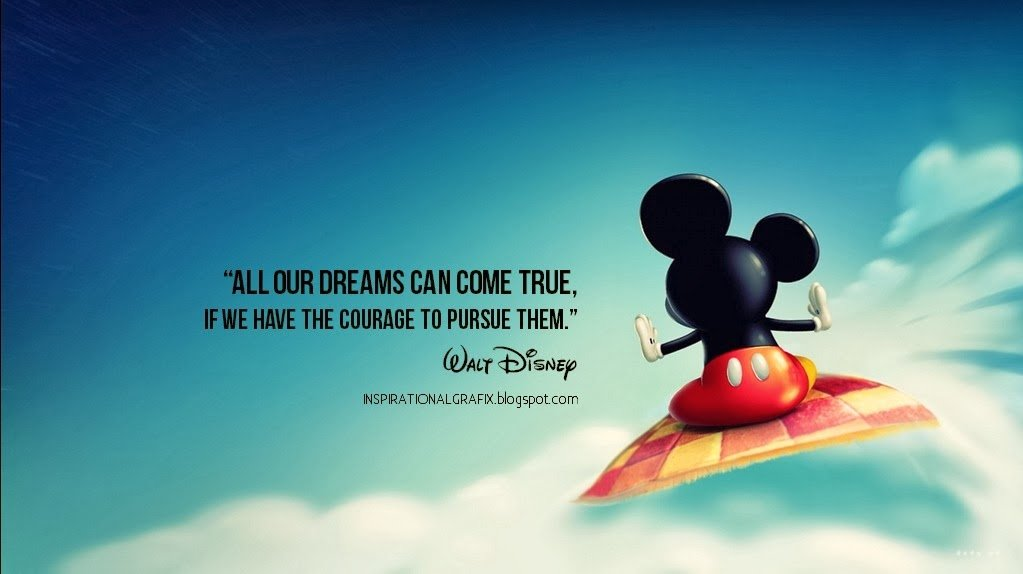 Walt Disney Quotes Wallpaper QuotesGram 1023x574