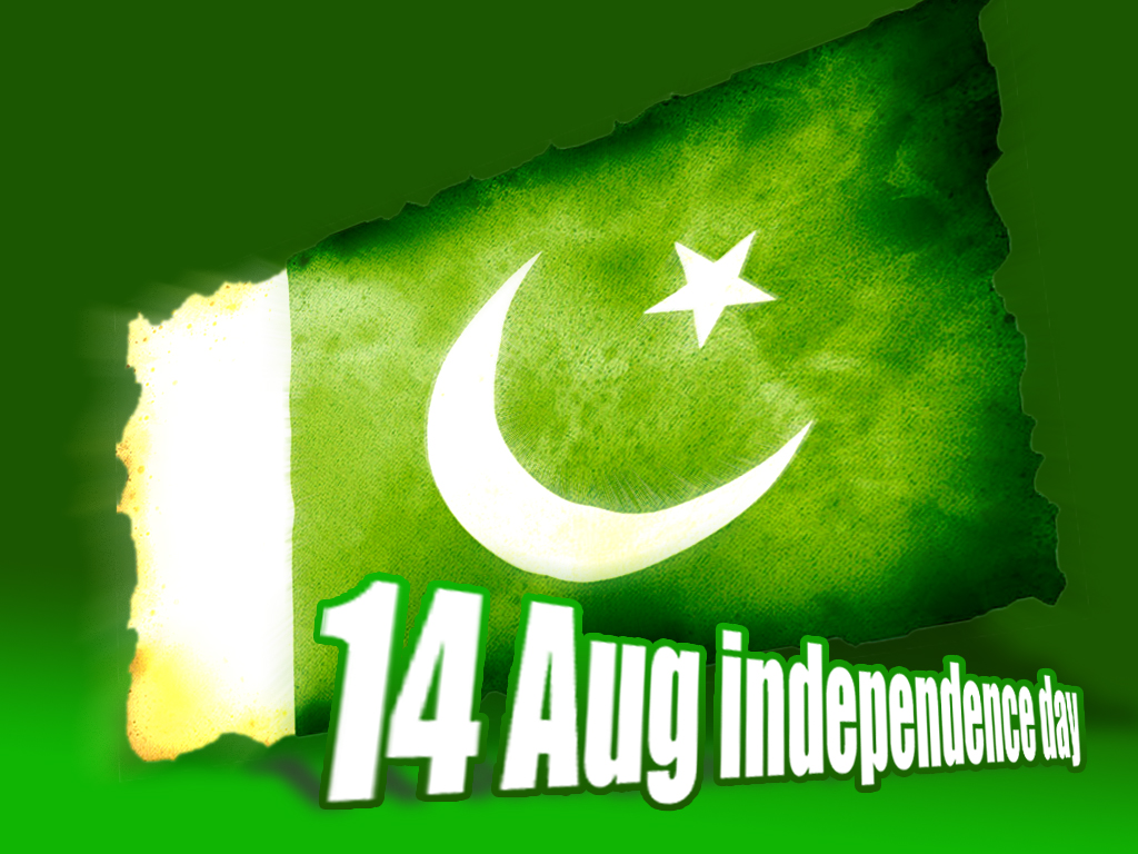 Wallpapers Pakistan Independence Day Wallpapers 1024x768