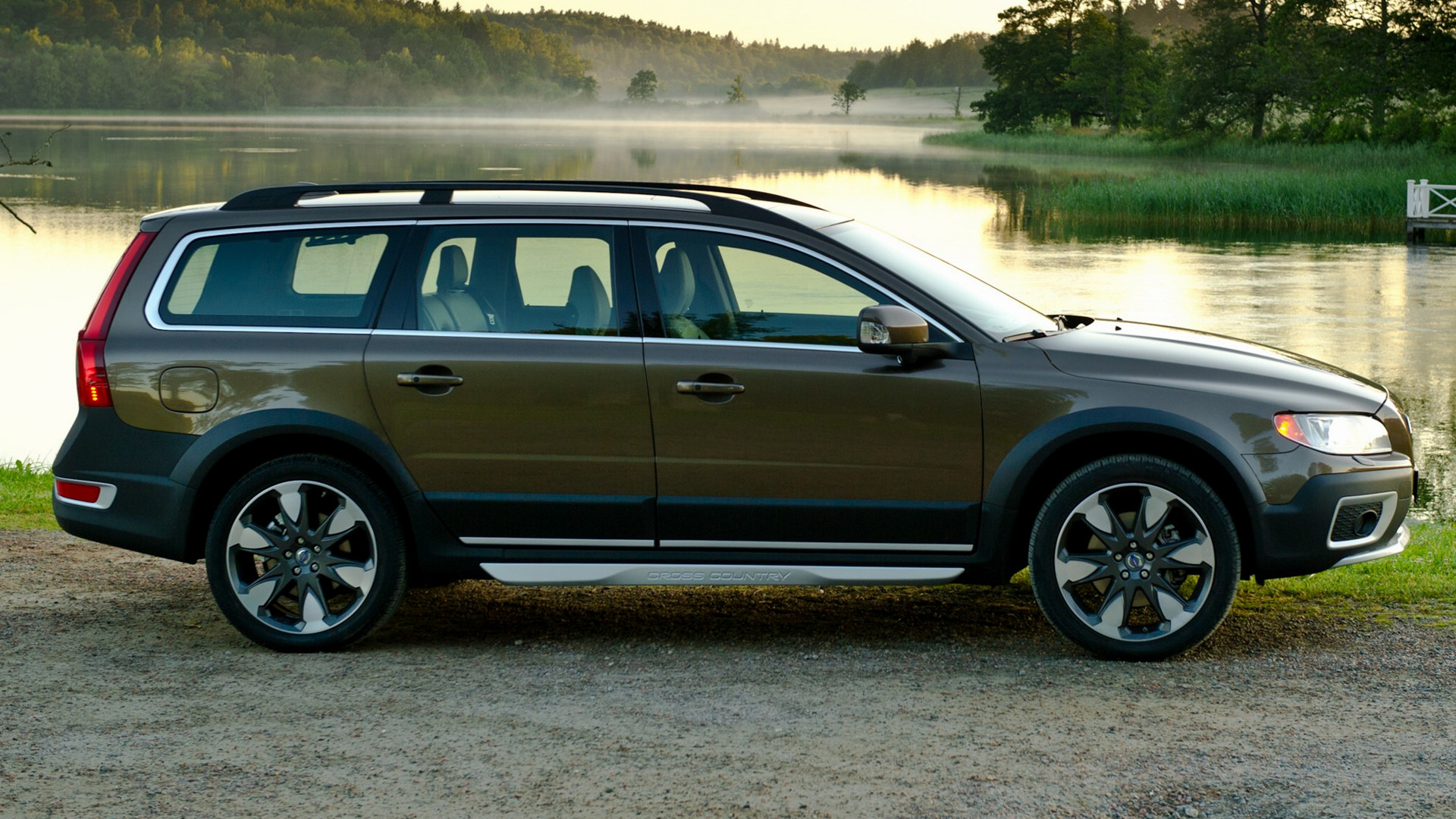 2009 Volvo XC70   Wallpapers and HD Images Car Pixel 1920x1080