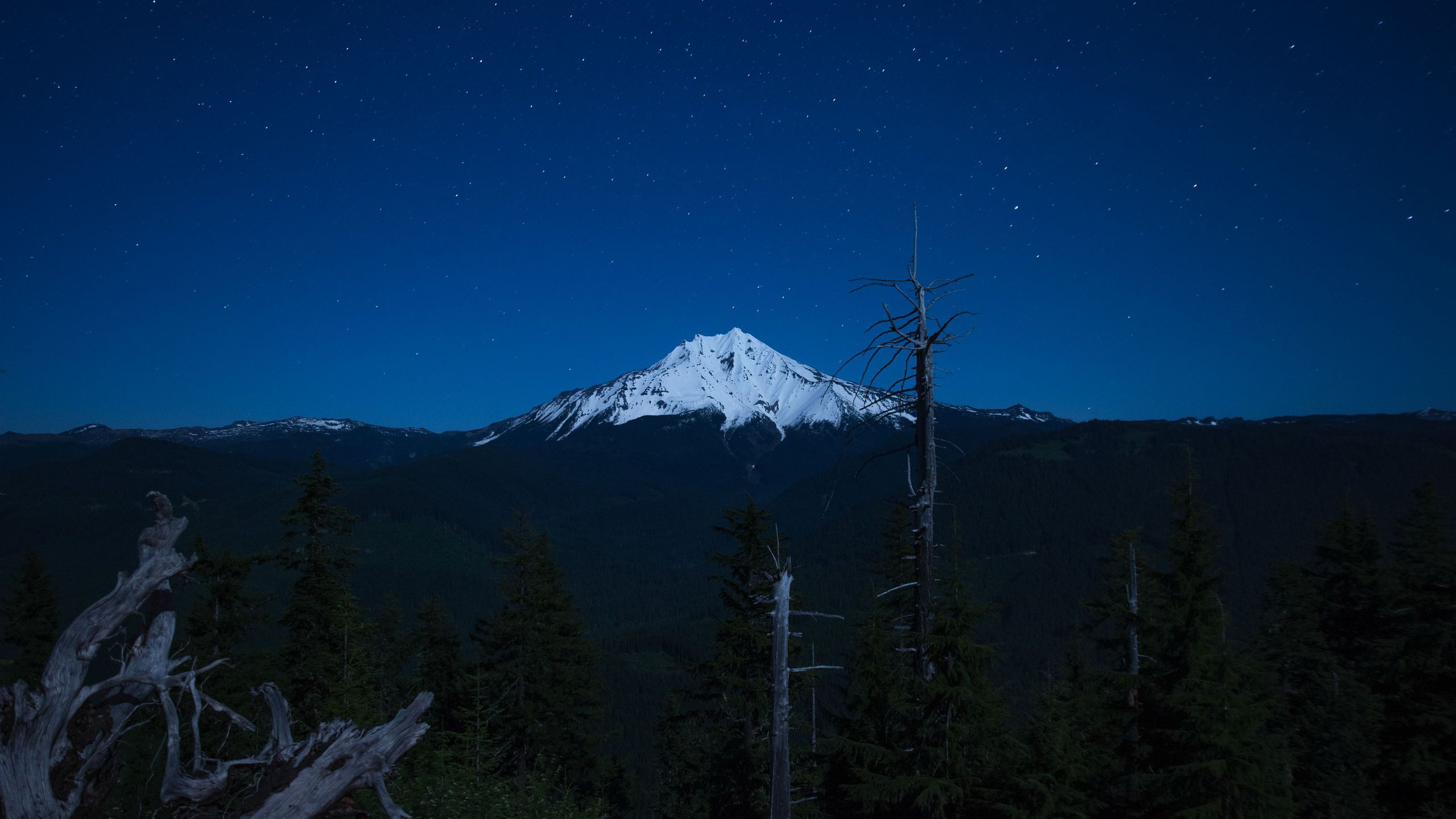 BOTPOST [BOTPOST] Mt Jefferson Oregon iimgurcom 2560x1440