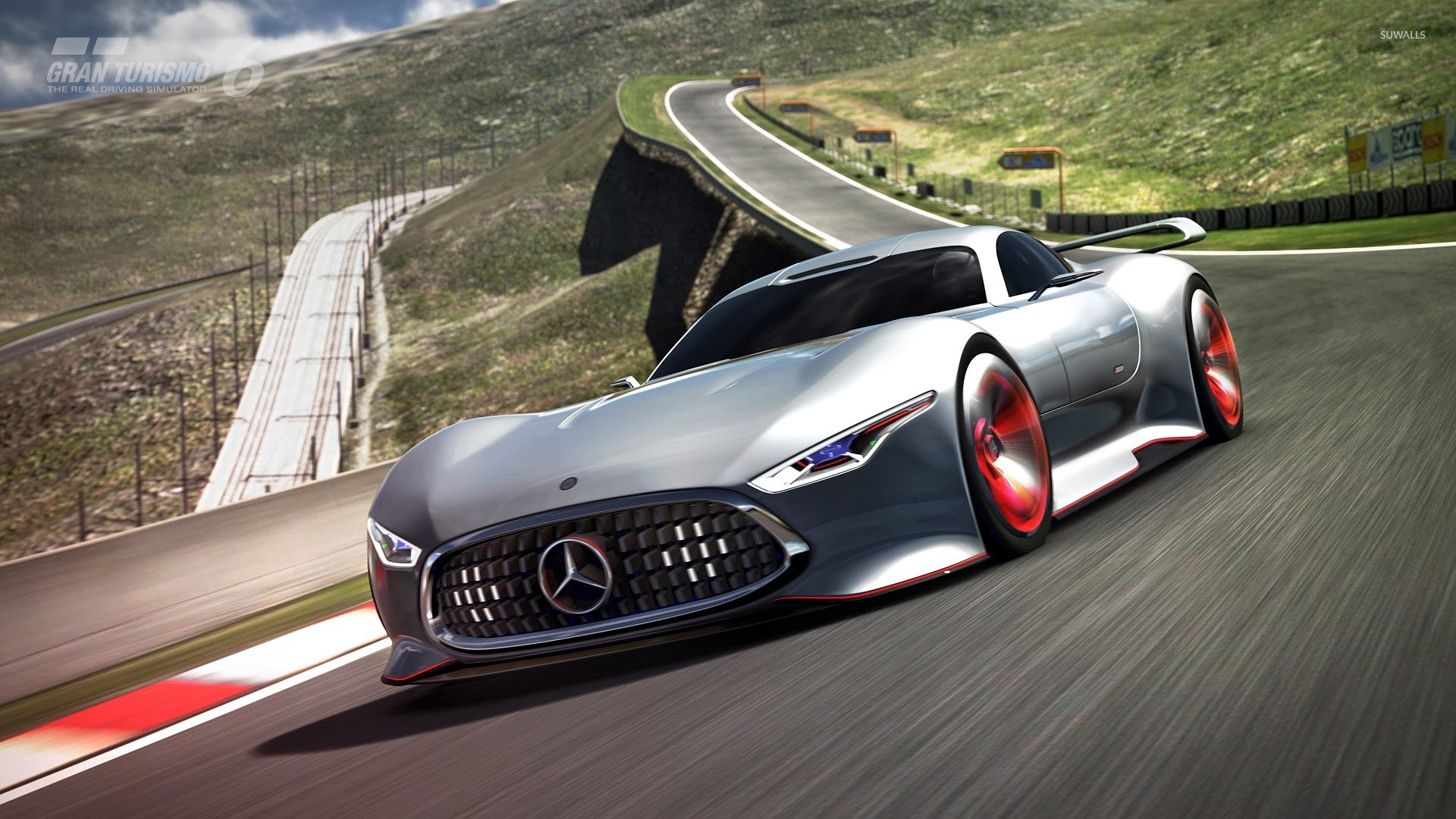 Mercedes Benz AMG Vision Gran Turismo   Gran Turismo 6 1920x1080