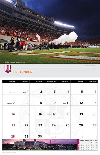 Ivan Morozov Virginia Tech 2014 Calendar To Print Or Not To Print 408x630