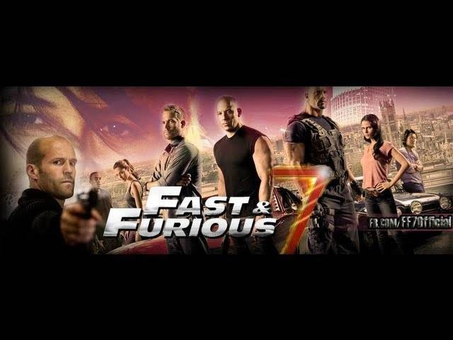 Download Latest Fast and Furious 7 HD Wallpapers 640x480