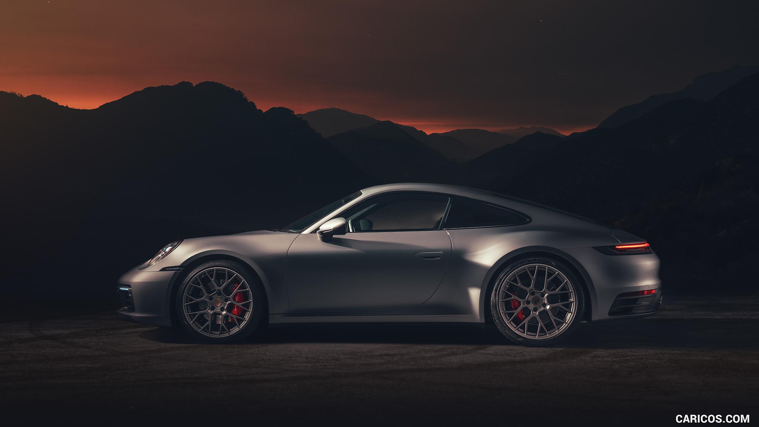 64 Porsche 911 Carrera 2020 Wallpapers On Wallpapersafari
