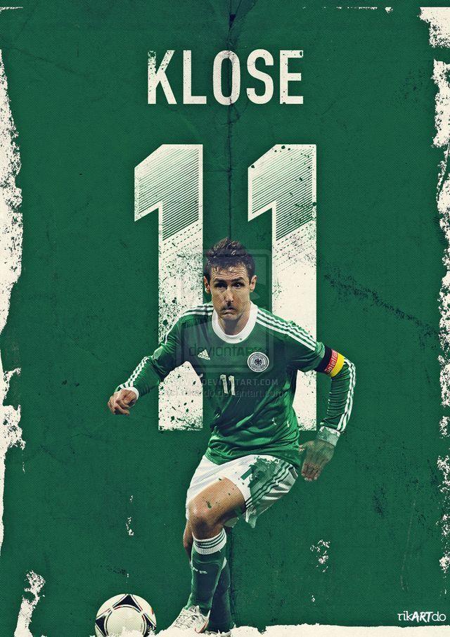 Free Download Miroslav Klose Of Germany Wallpaper Deutscher