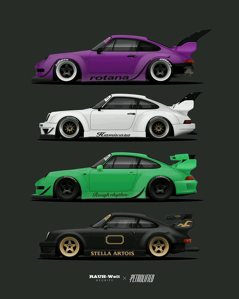My current wallpaper RWB 768x960