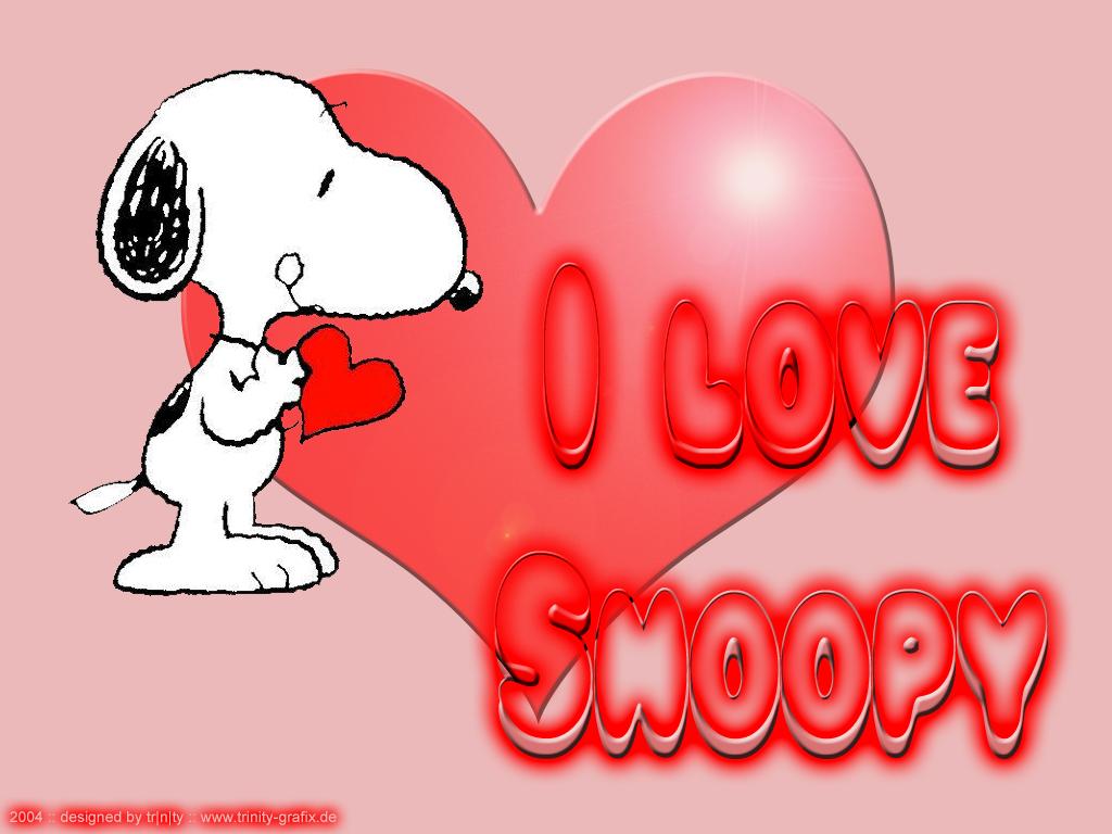 free snoopy valentines day wallpaper wallpapersafari
