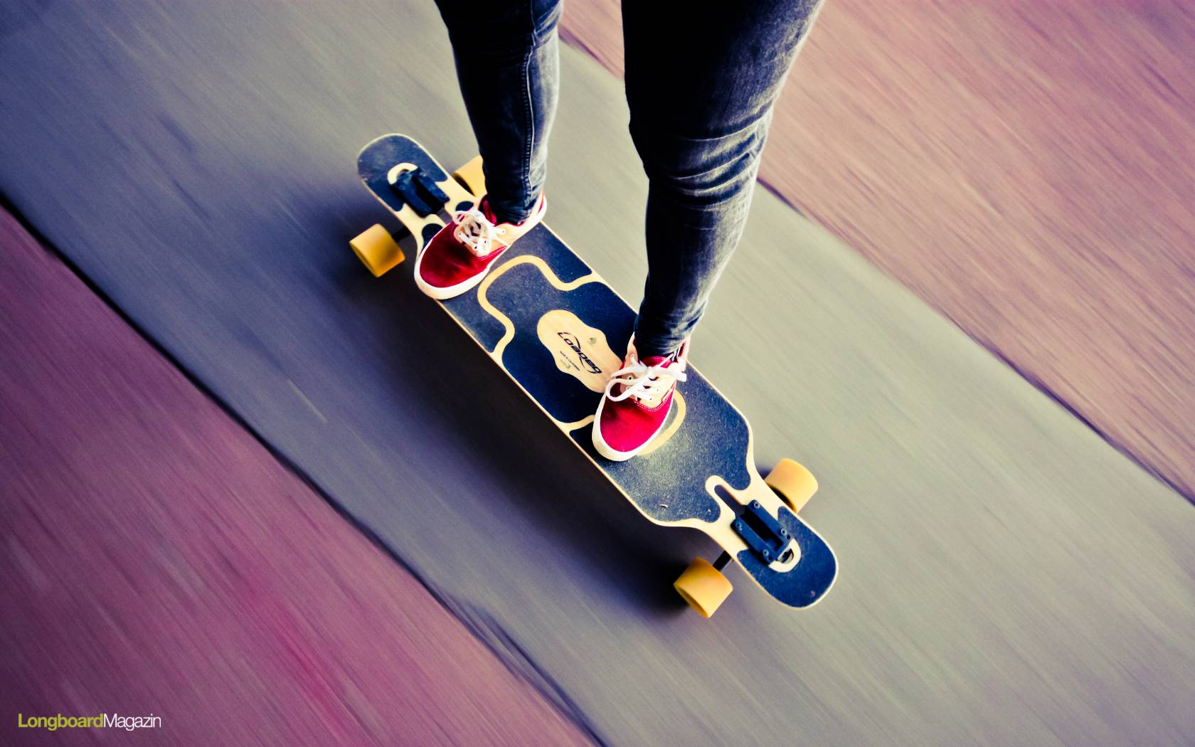 Longboarding Wallpapers 1680x1050