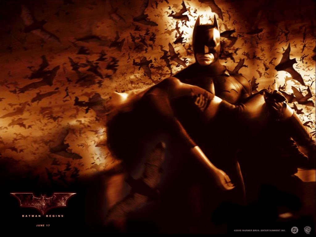 Batman Begins Posters HD Wallpaper Movie Wallpapers 1024x768