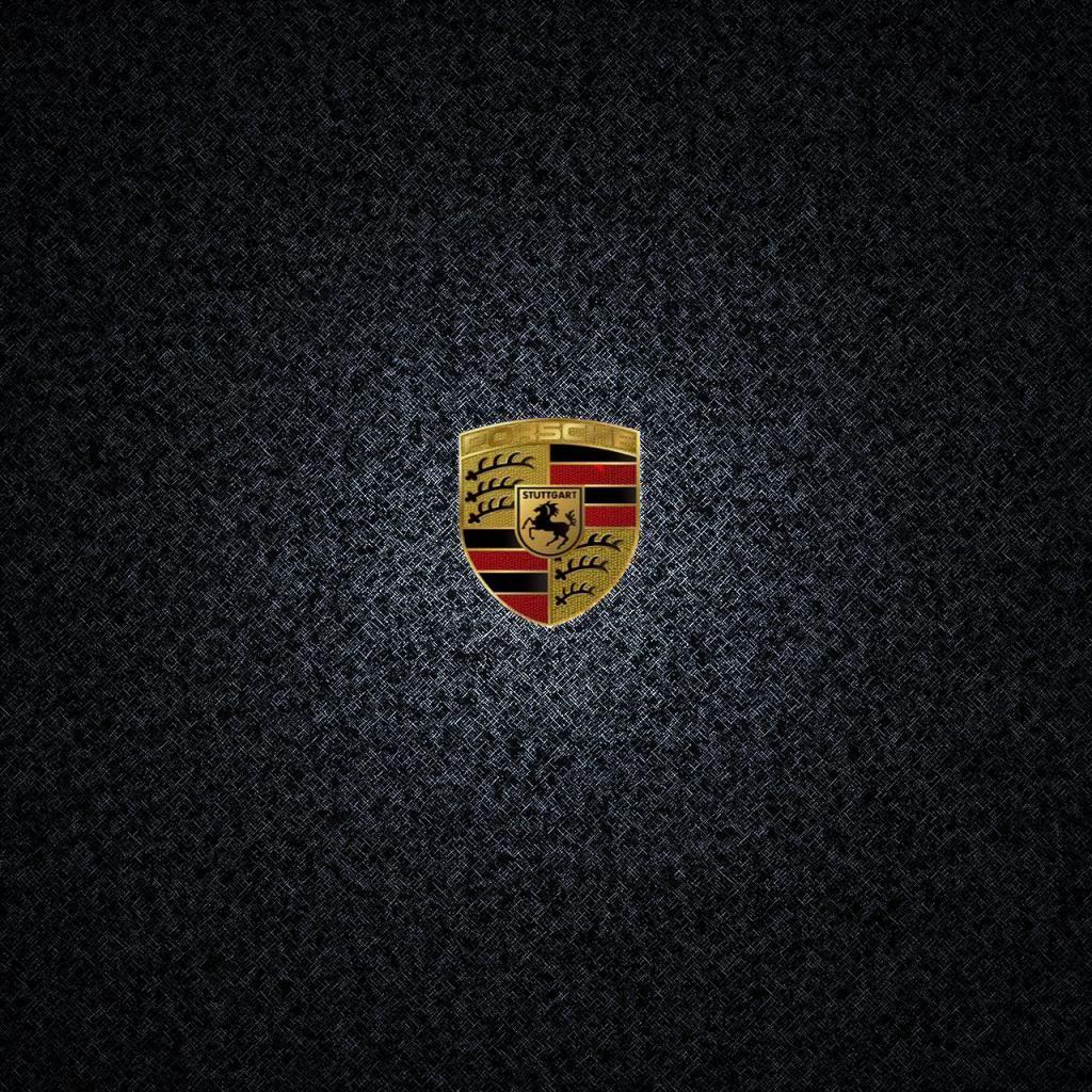 15824 Porsche Logo High Quality Wallpaper   WalOpscom 1024x1024