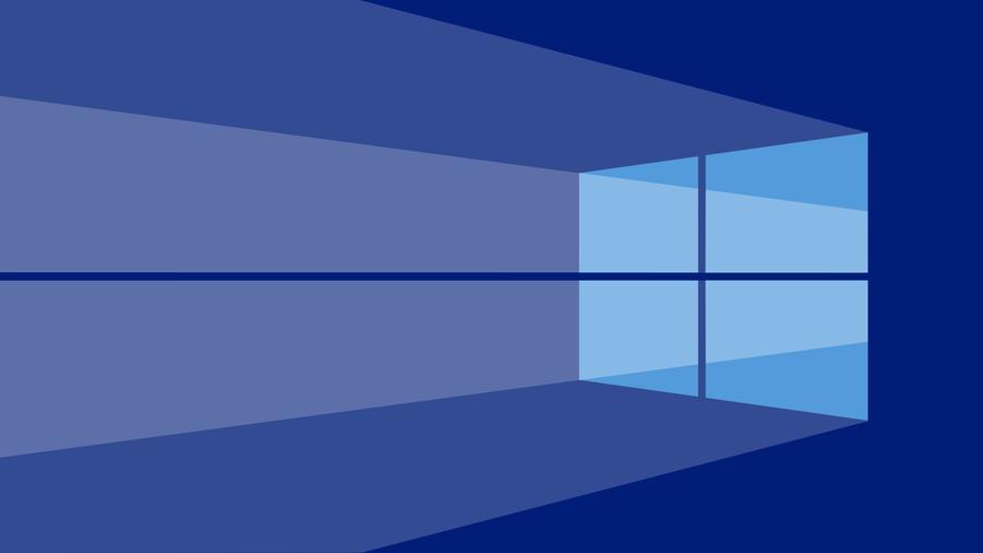Windows 10 Rays WallpaperLockscreen by tempest790 900x506