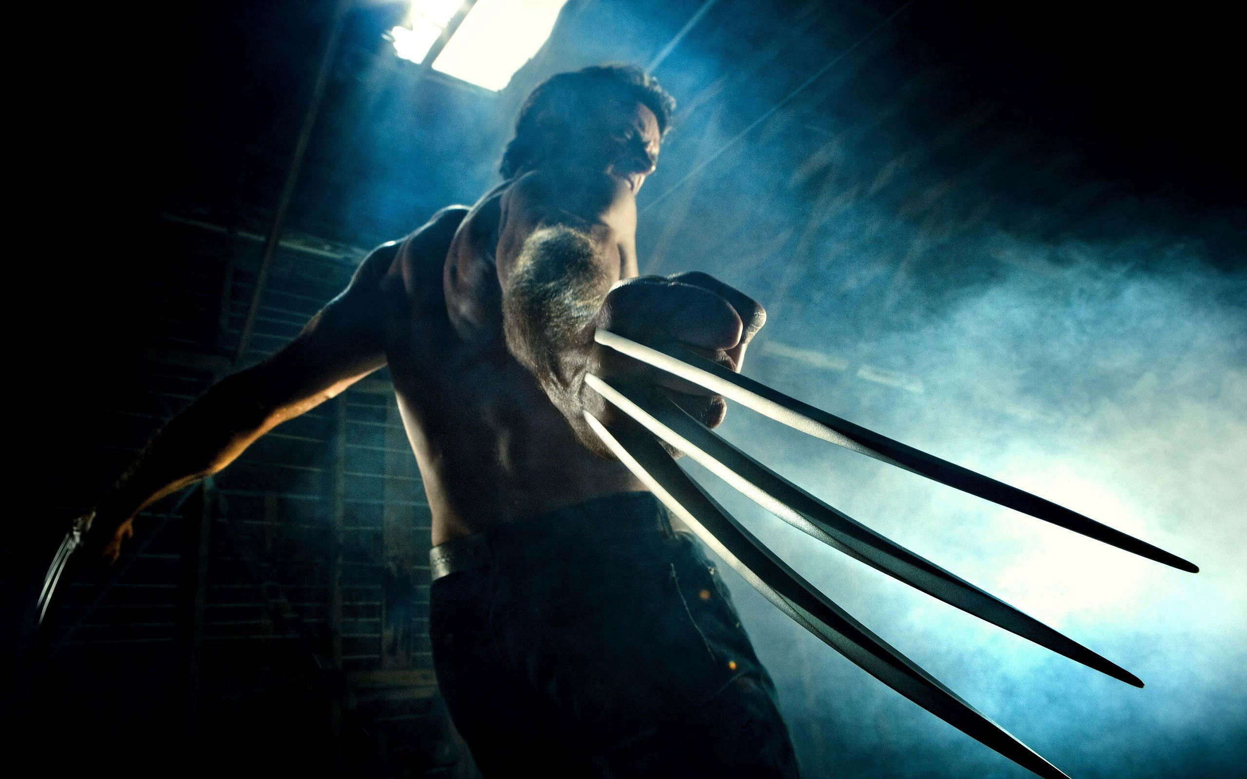 Hugh Jackman X Men Wolverine Wallpapers HD Collection   The Smashable 2560x1600