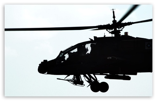 AH64 Apache Helicopter HD wallpaper for Wide 1610 53 Widescreen 510x330