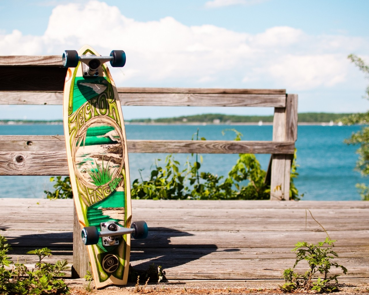 Hd Wallpapers Girls Longboard Road Skate Inspiring Picture Favim Hd 1280x1024