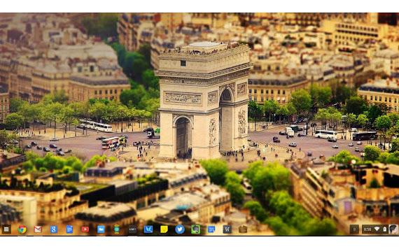 bing background image as the desktop wallpaper on your chrome os 570x356