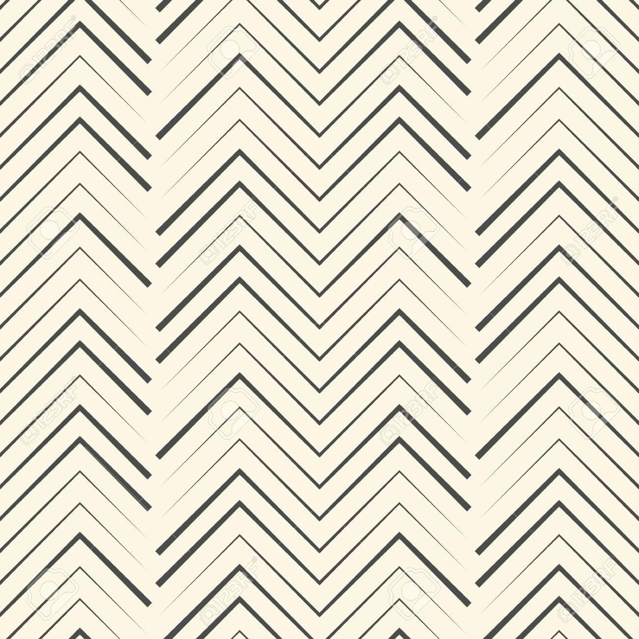 Seamless Zig Zag Wallpaper Minimal Stripe Graphic Design Stylish 1300x1300