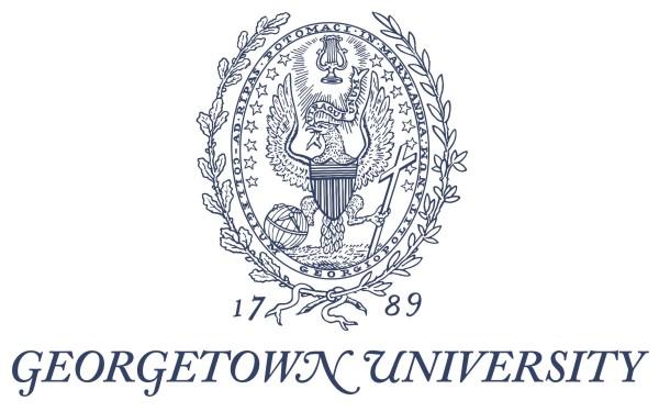 Stanford University Seal Logo Georgetown university 600x375