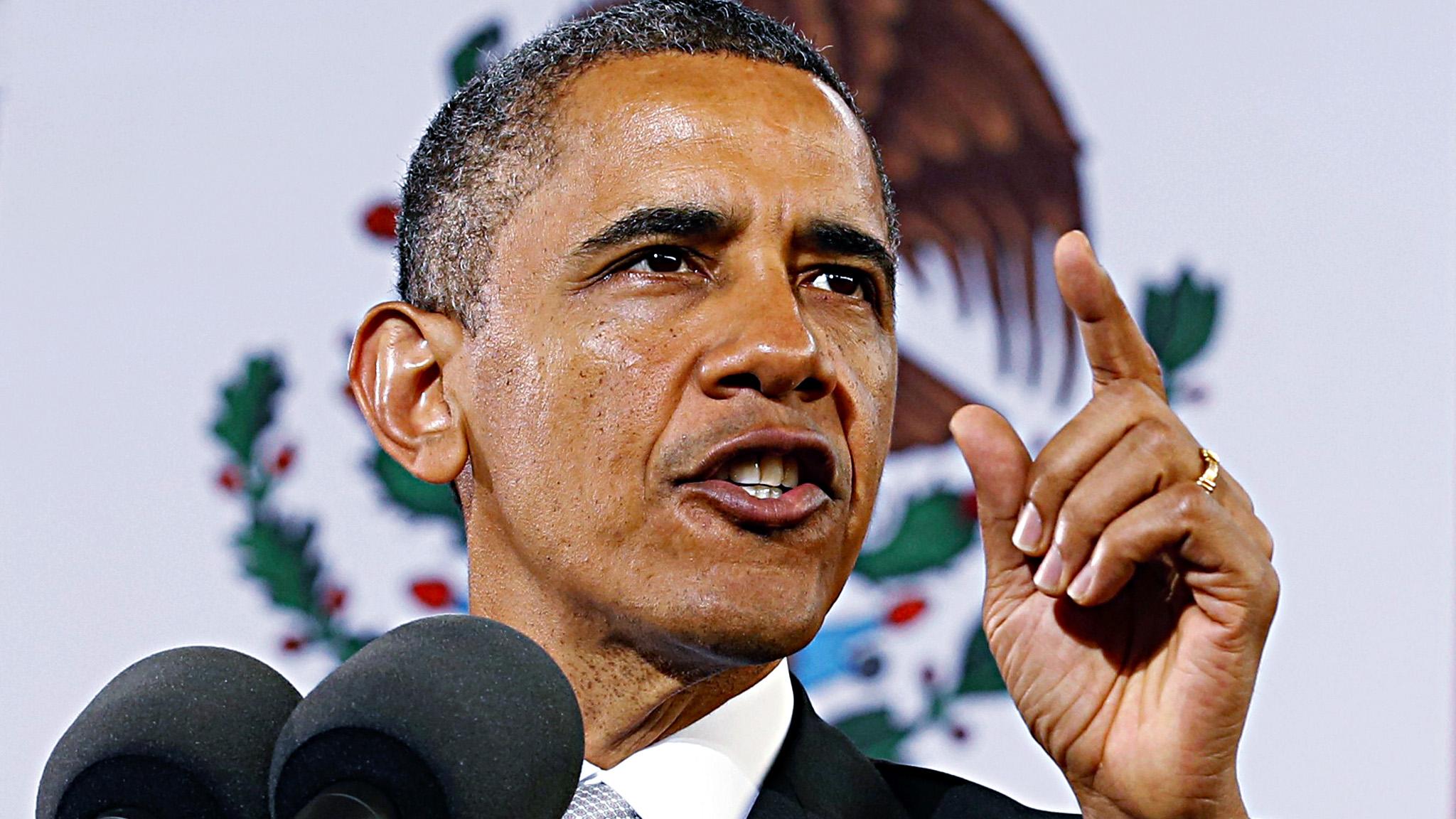 Barack Obama HD Wallpapers 2048x1152