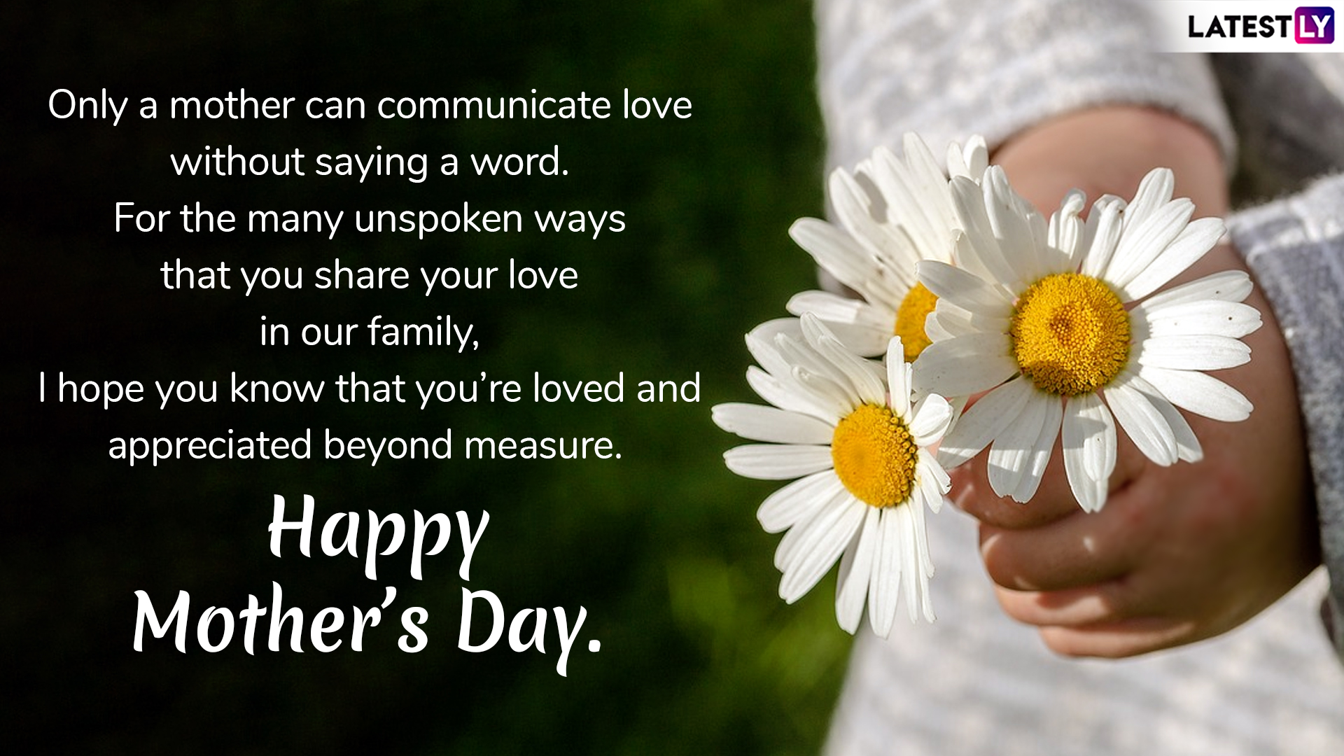 Happy Mothers Day 2019 Greetings WhatsApp Stickers SMS 1920x1080