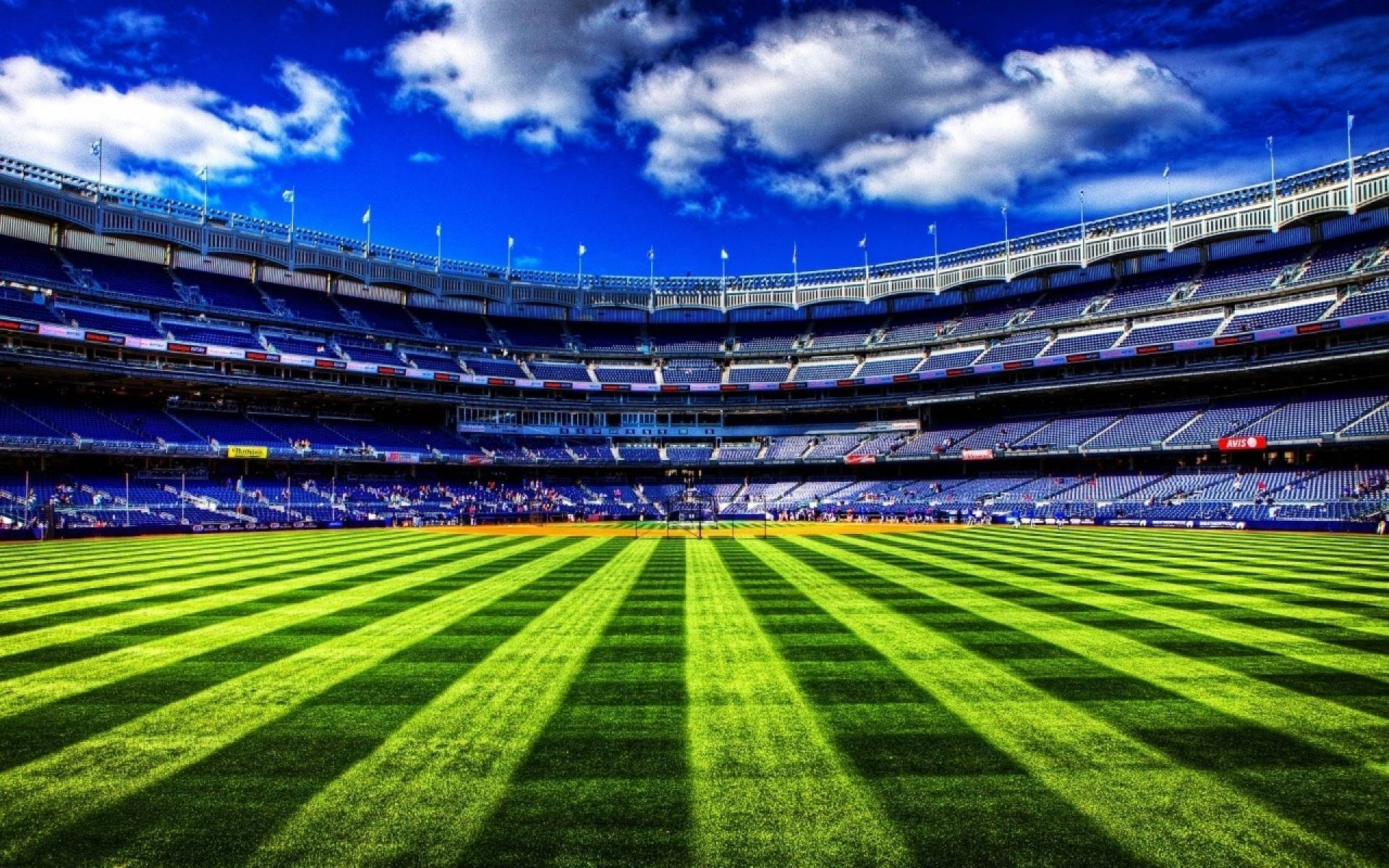 Baseball Stadium Wallpapers 1920x1200