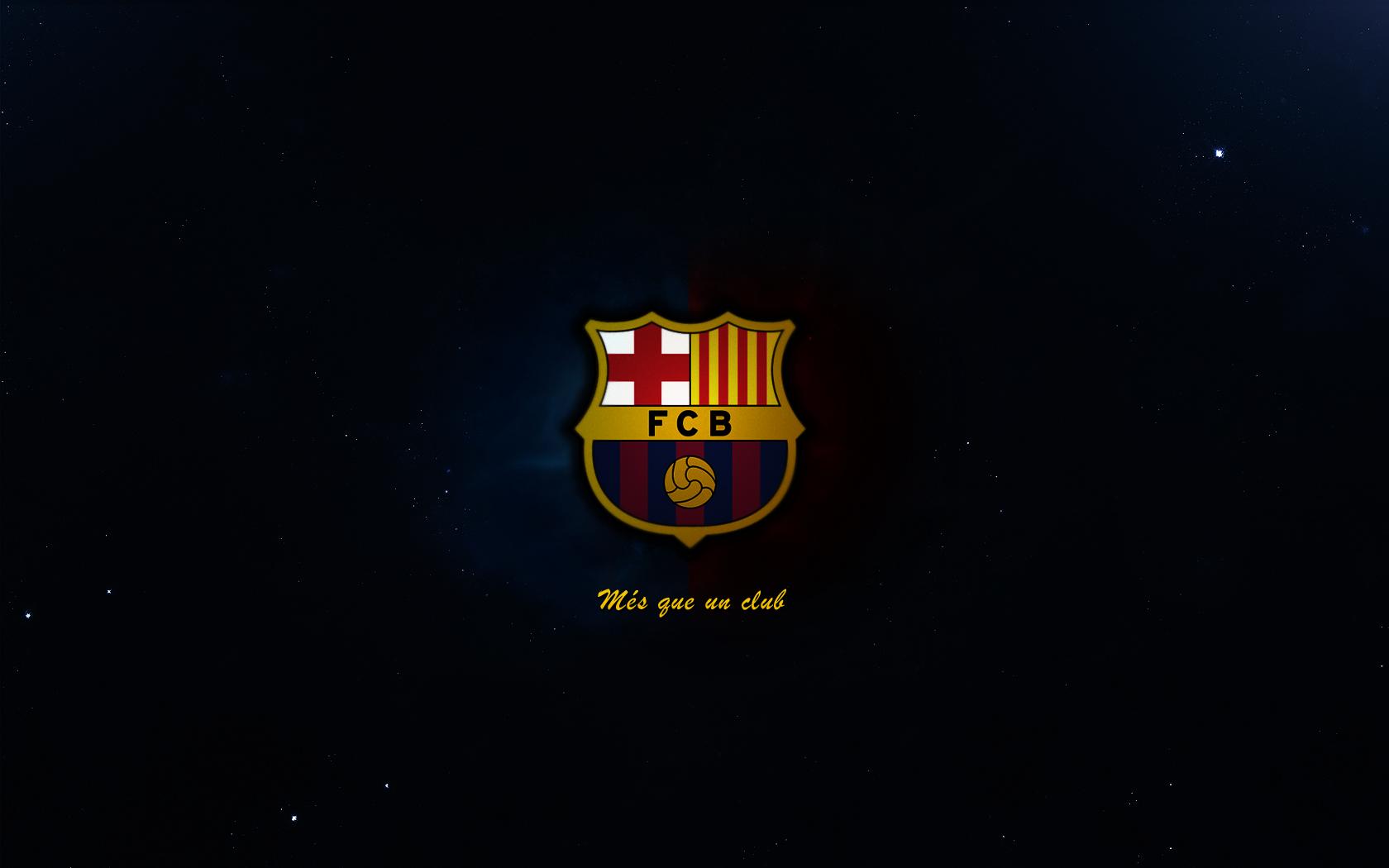 Wallpaper FC Barcelona [HD] Identi 1680x1050