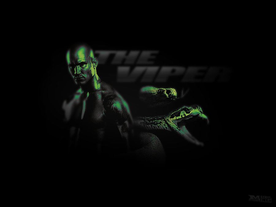 Randy orton viper logo - photo#55