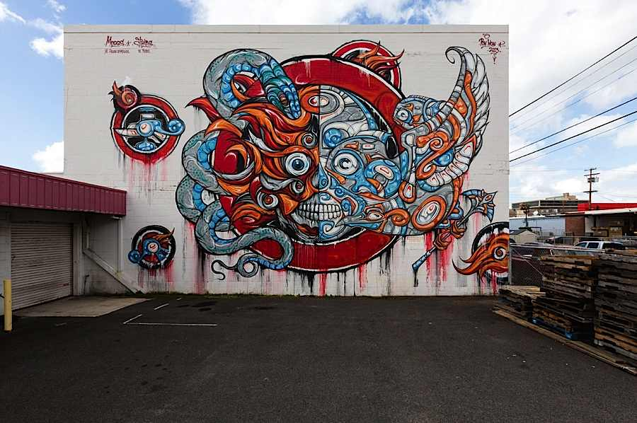 Awesome Graffiti Murals   Museperk 900x598