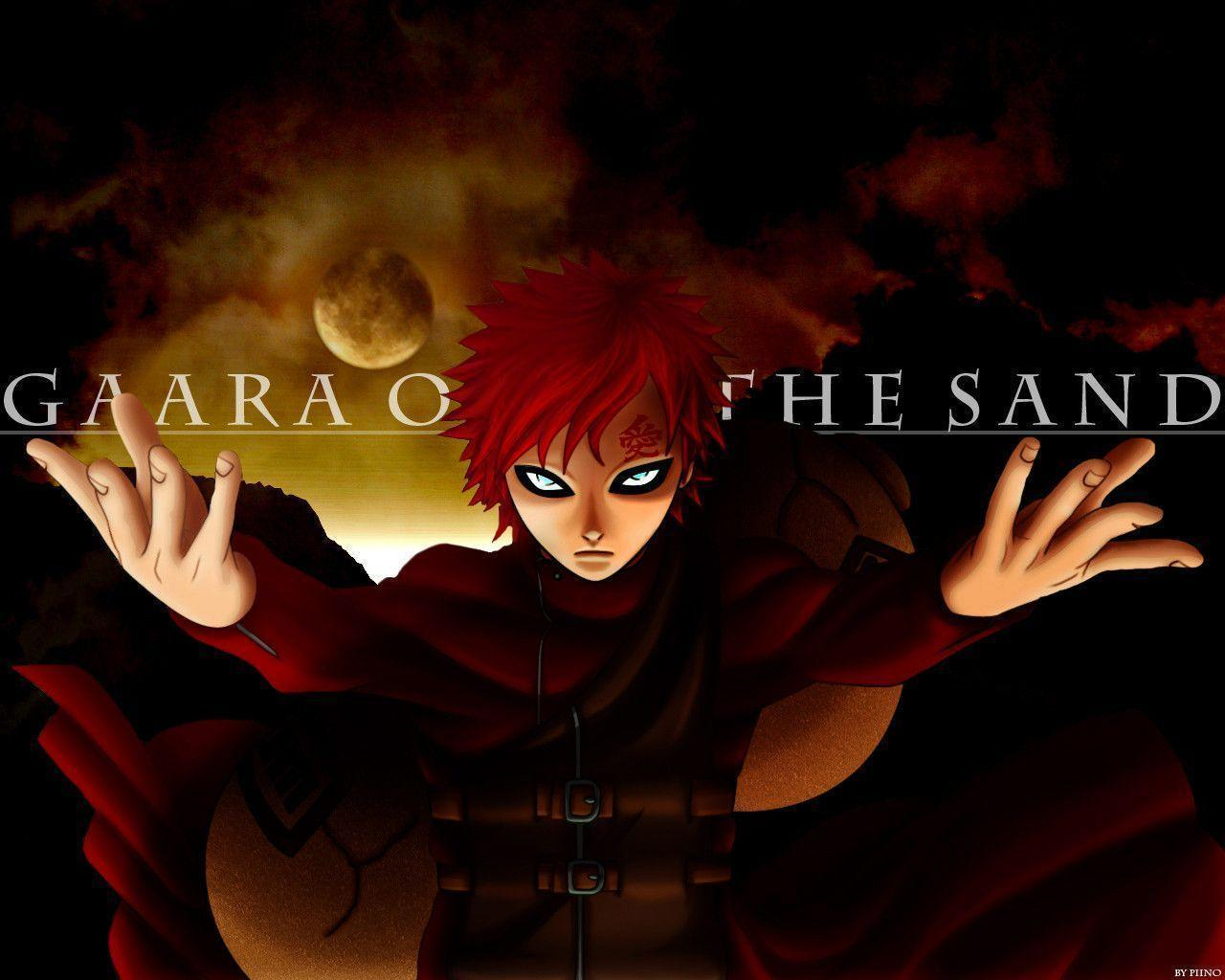 Naruto And Gaara Wallpapers 1280x1024