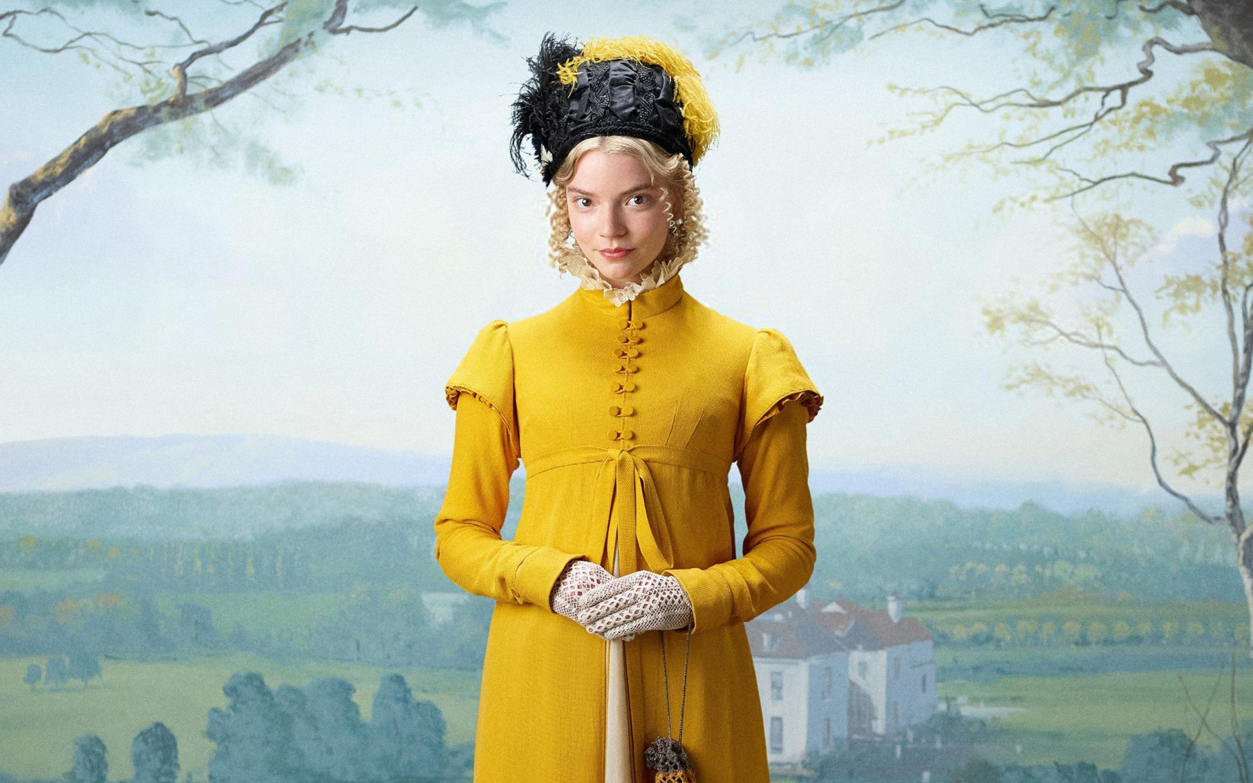 2560x1600 Emma 2020 Movie 2560x1600 Resolution Wallpaper HD 2560x1600