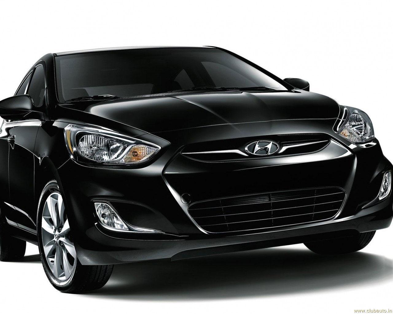 Wallpapers Cars Hyundai Verna Fluidic Hyundai Verna 1280x1024