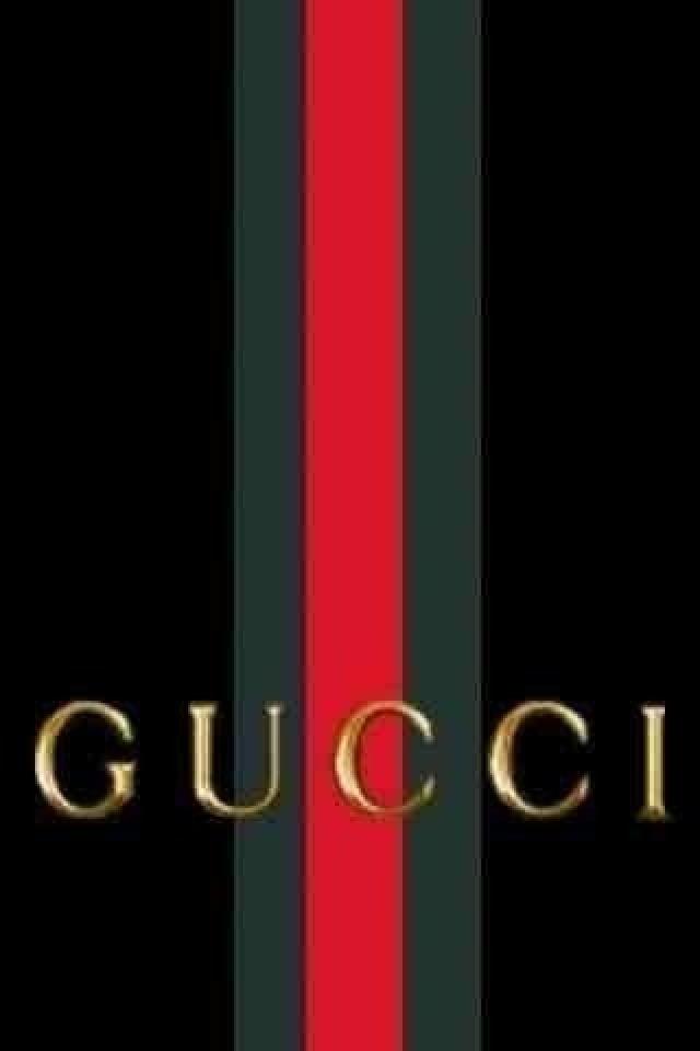 Gucci Line Logo iPhone Wallpaper HD iPhone Wallpaper Gallery 640x960