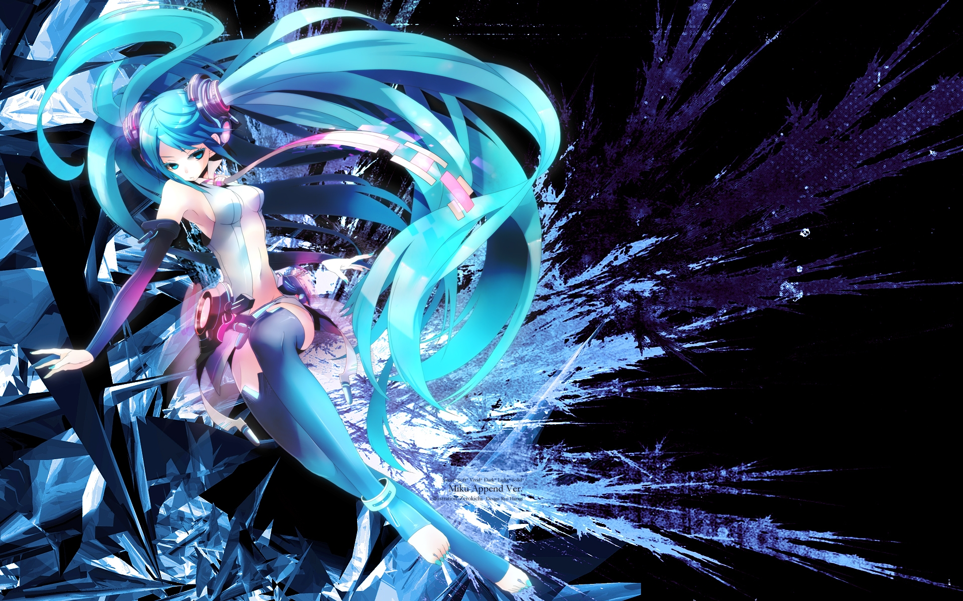 Free download Download Hatsune Miku Miku Hatsune Wallpaper