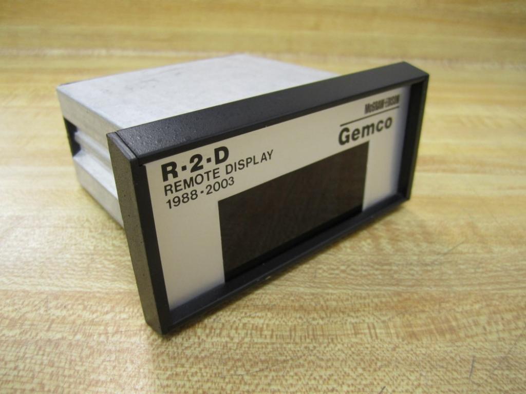 Gemco R 2 D Remote Display 1988 2003 Amazoncom Industrial 1024x768