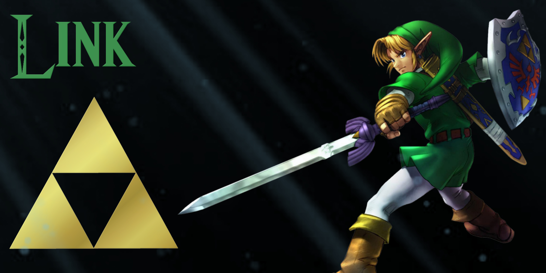 Link wallpaper by MagicalyMade 1800x900