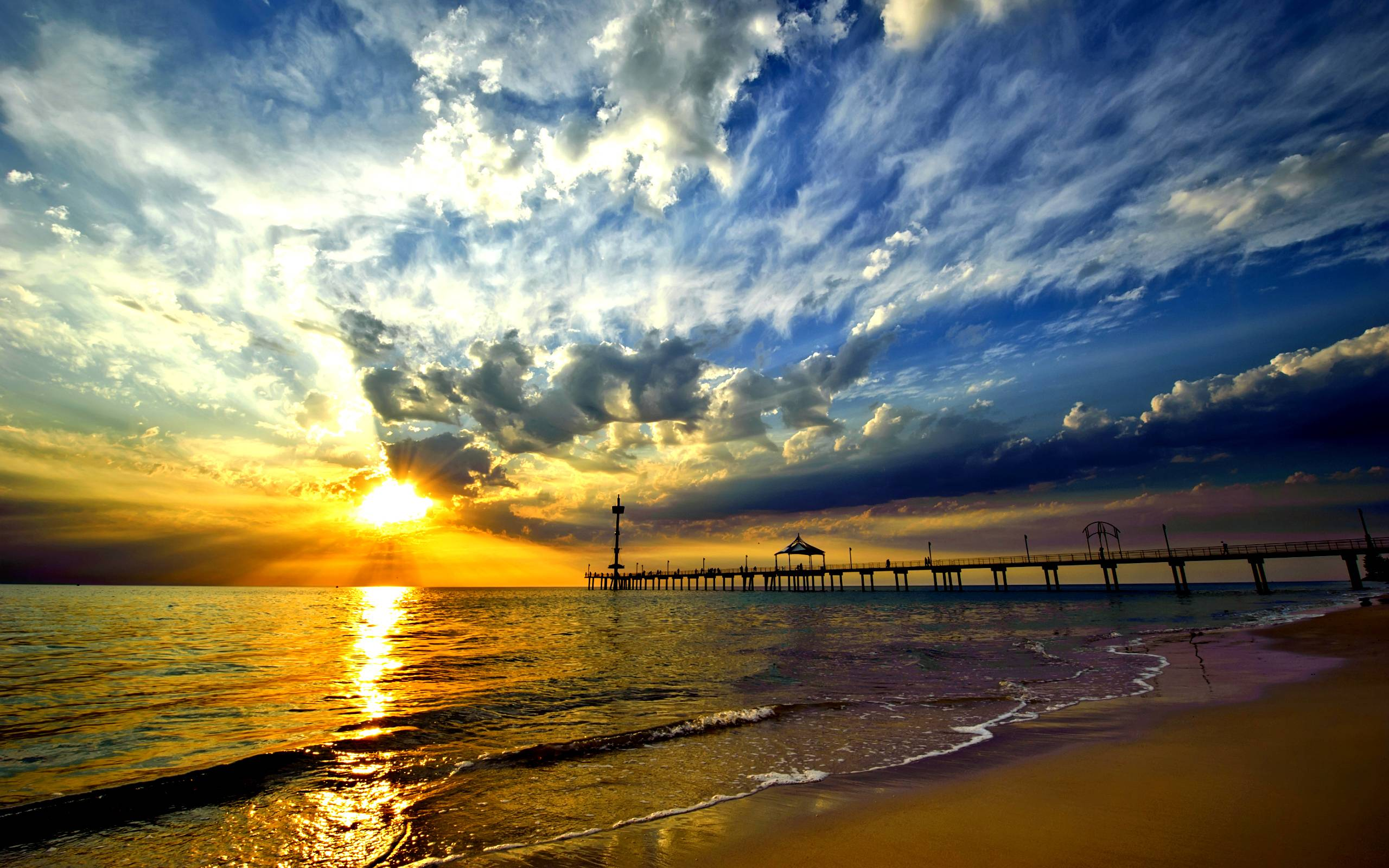 Beautiful Sky Wallpapers 2560x1600