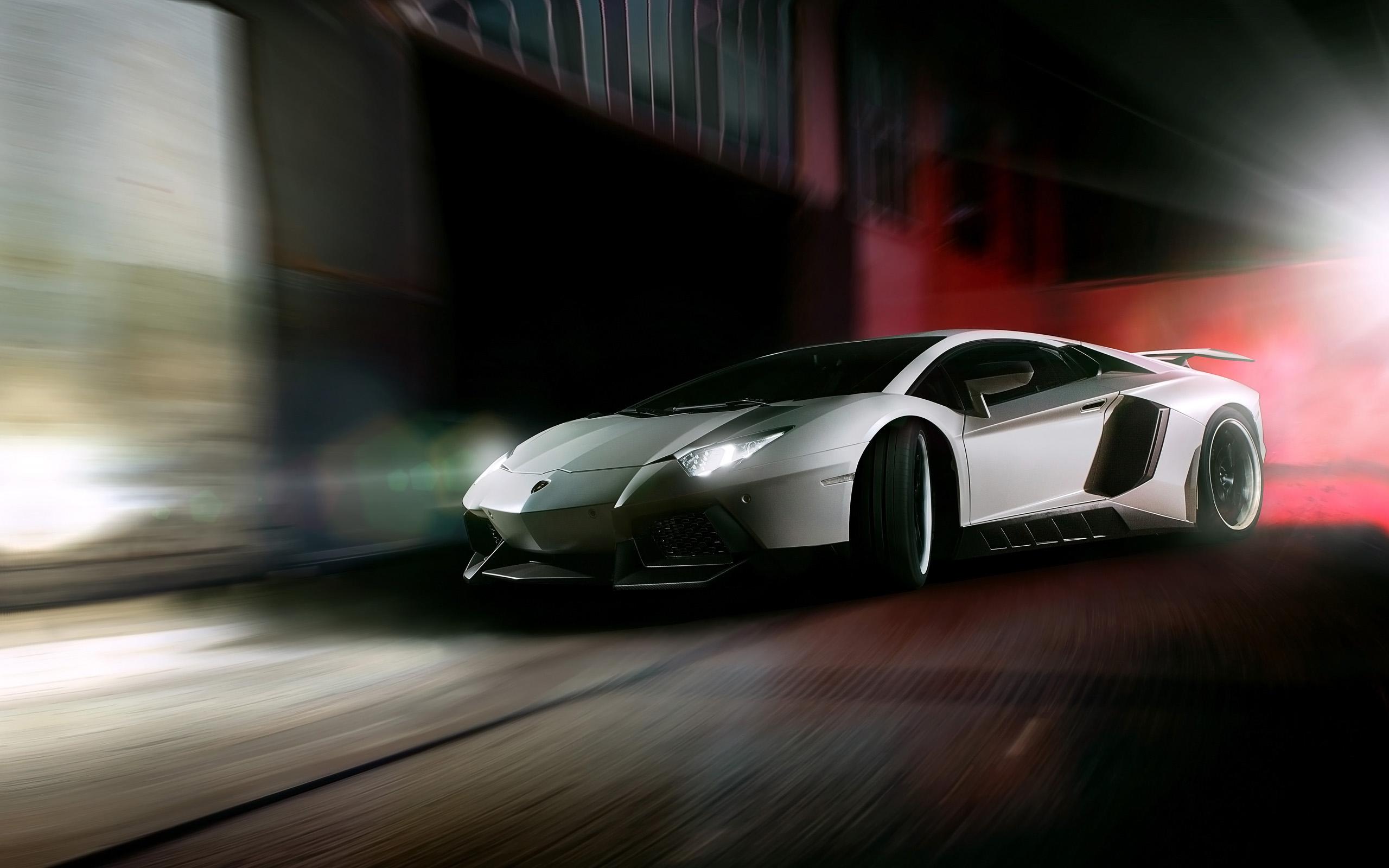 Lamborghini Novitec Torado Wallpapers and Background Images 2560x1600