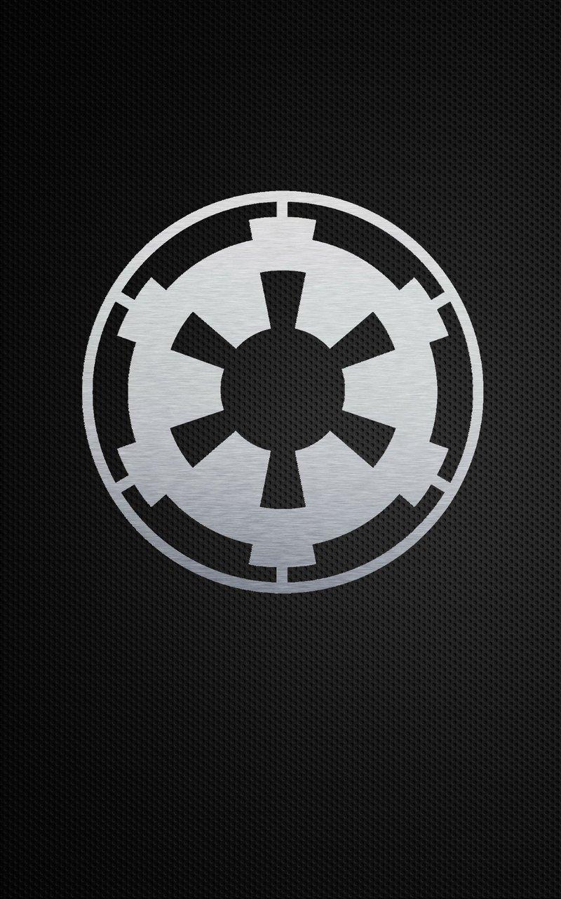 Star Wars Empire Logo Star wars empire phone 800x1280